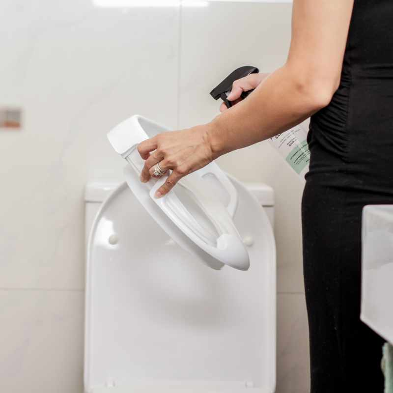Disinfectand Toilet Spray - Hydrogen Peroxide