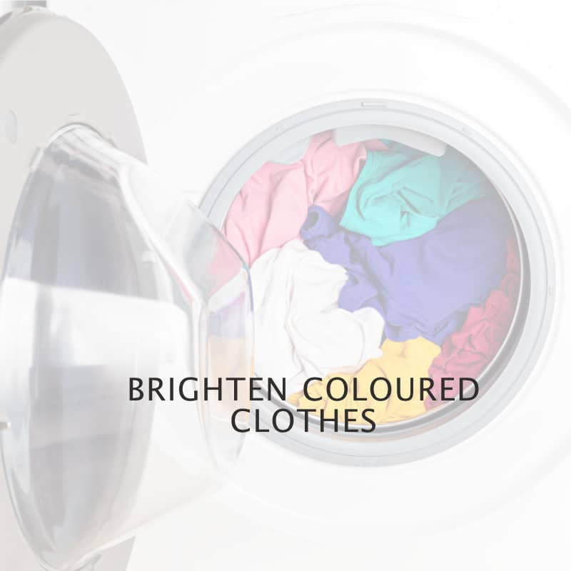 Brighten Coloured Clothes