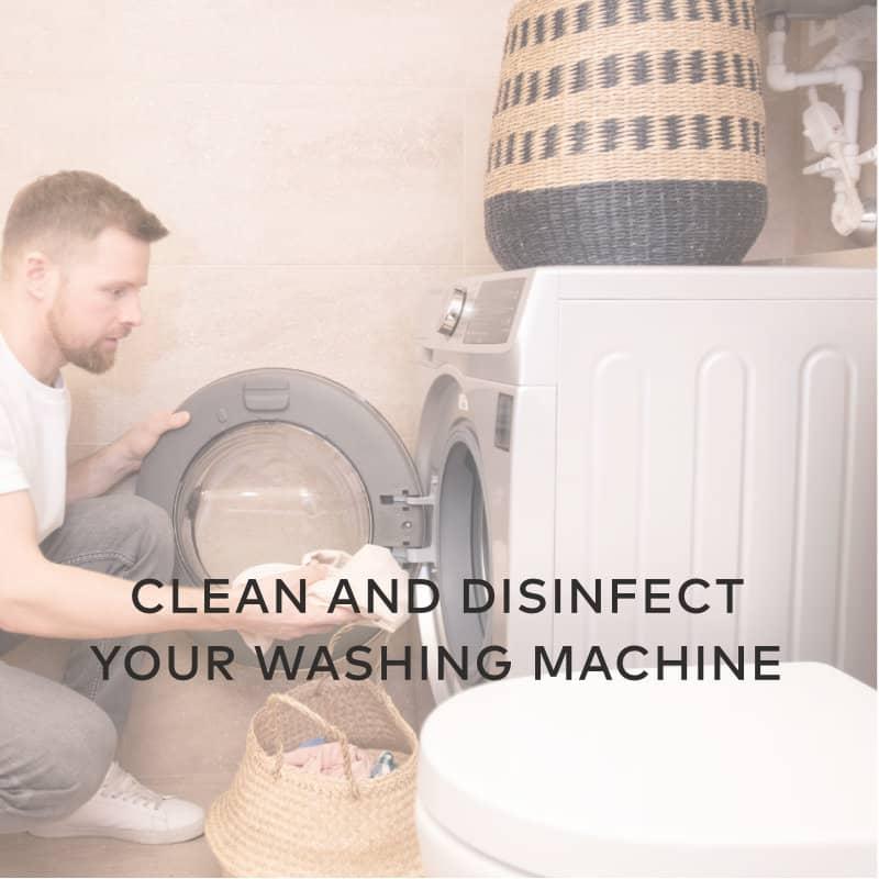 hydroghen peroxide nz-3 clean washing machine