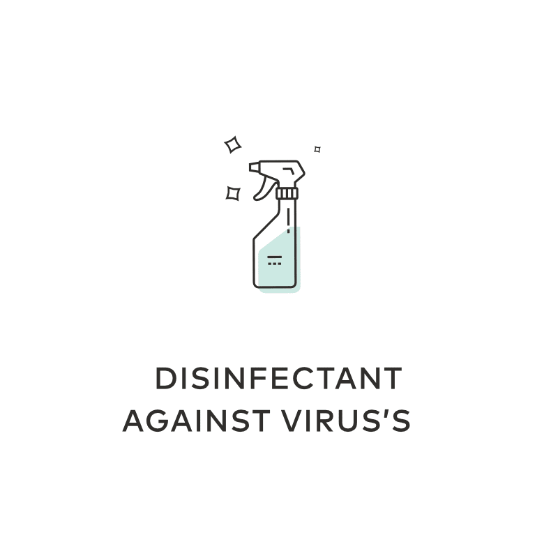 Disinfectant Against Viruses