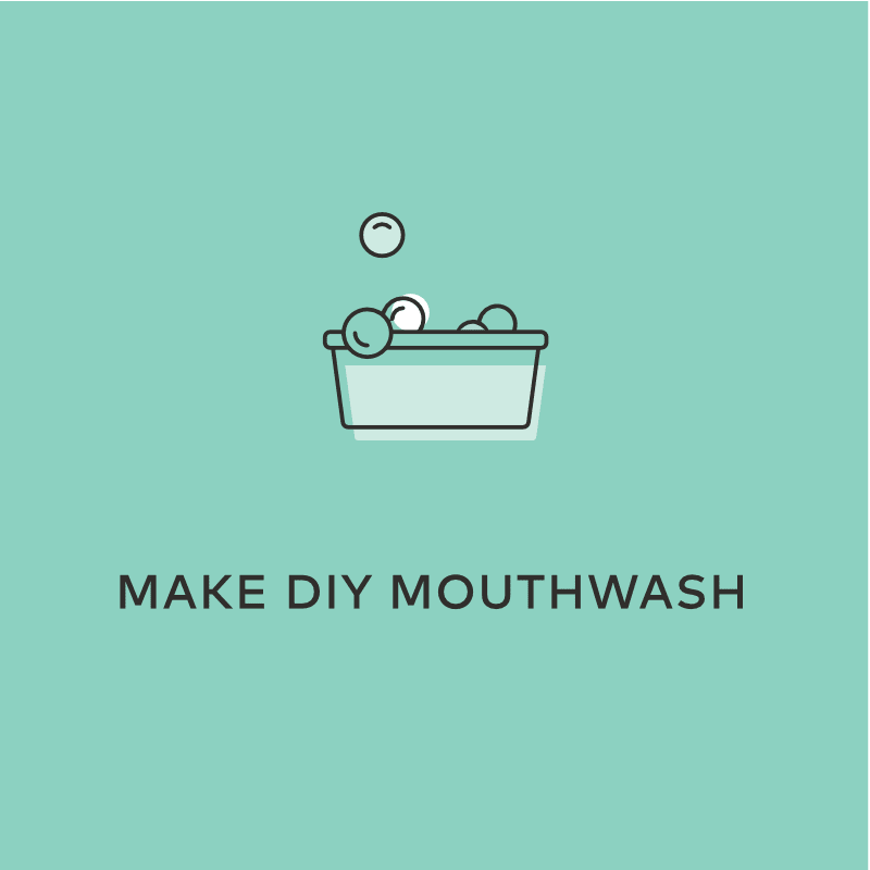 Make DIY Mouthwash