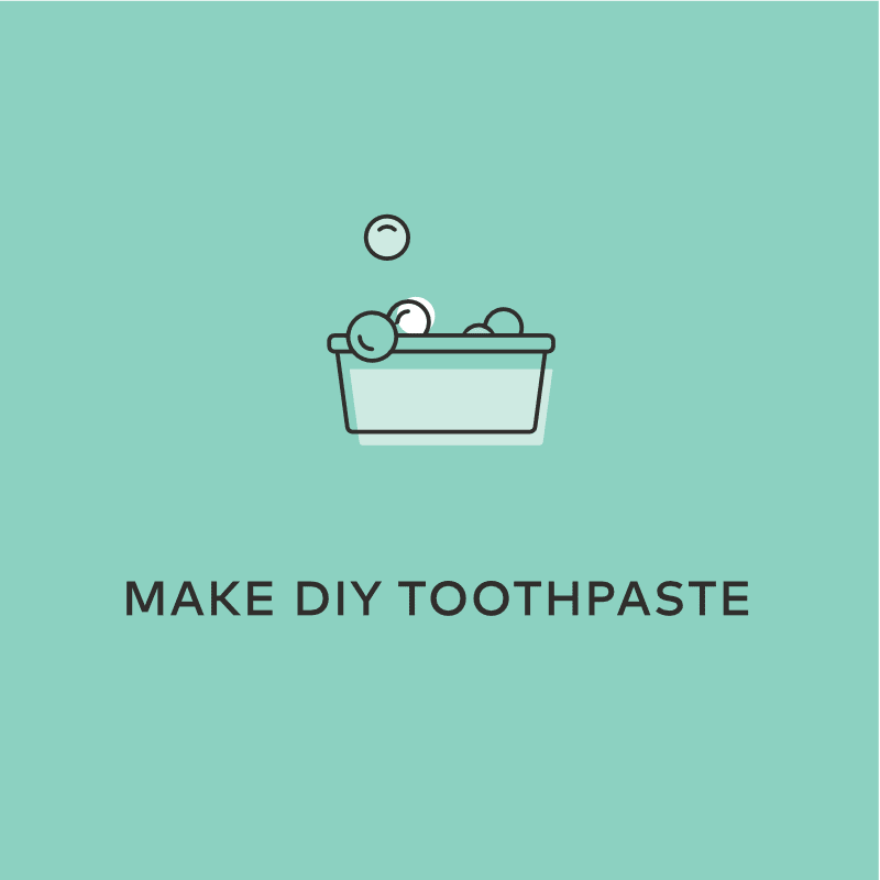 Make Diy Toothpaste
