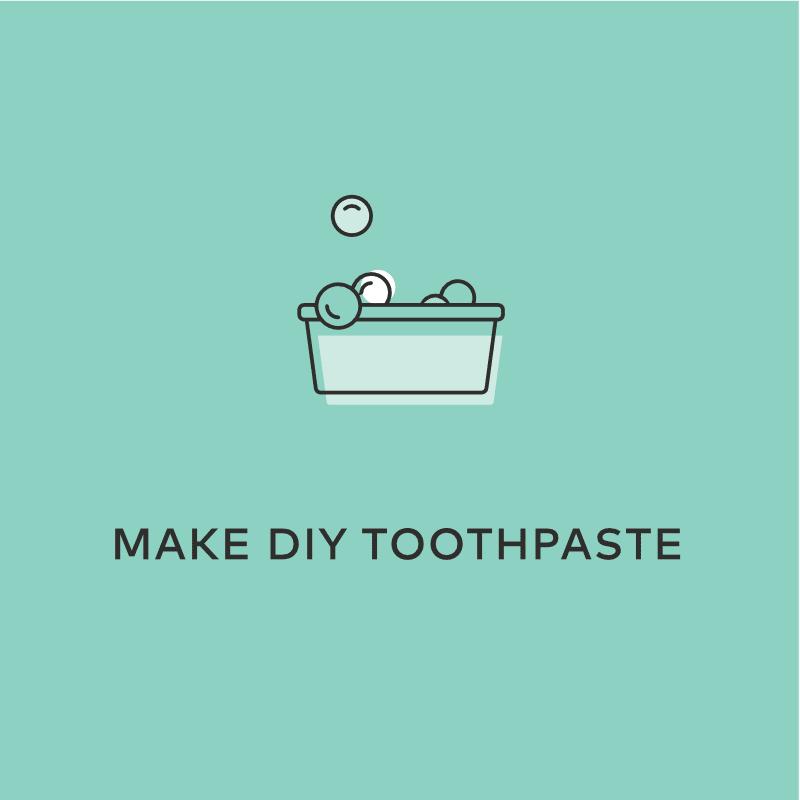 Make Diy Toothpaste