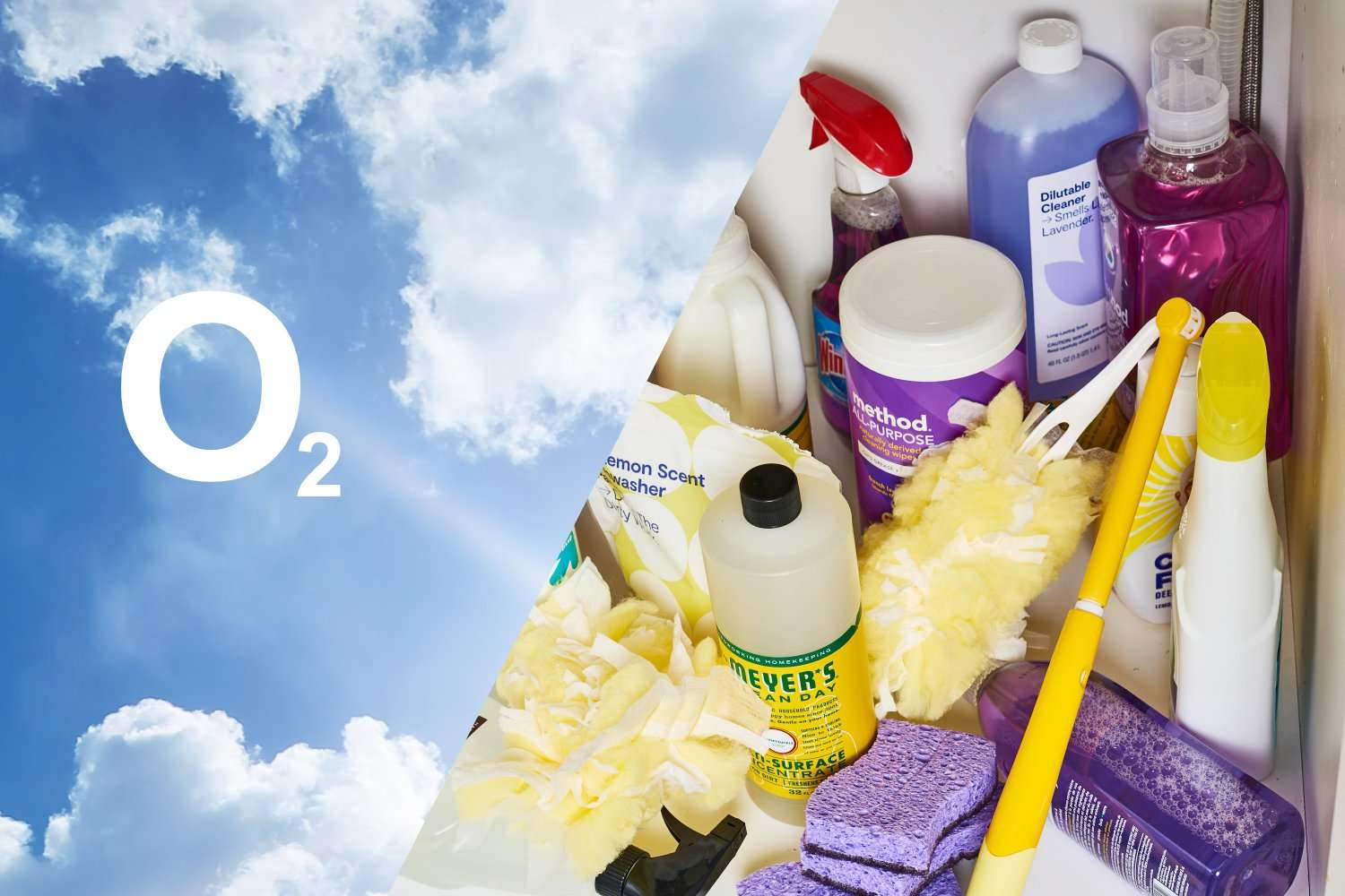 Replace Toxic Cleaning Products With Oxygen - Hydrogen Peroxide
