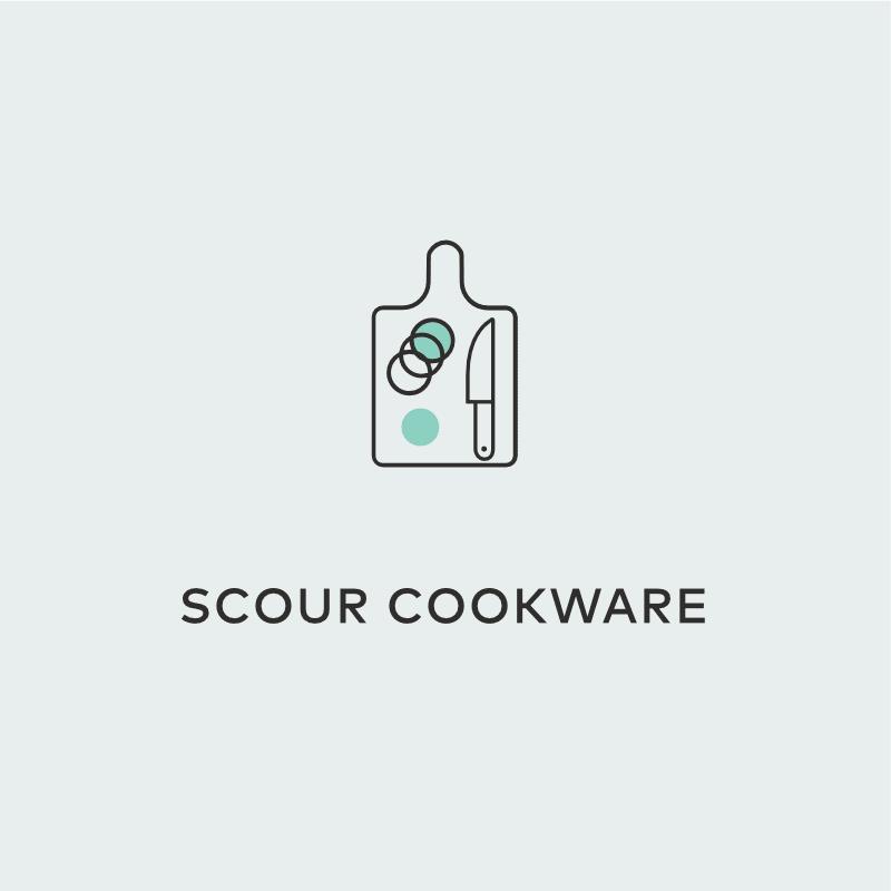 Scour Cookware